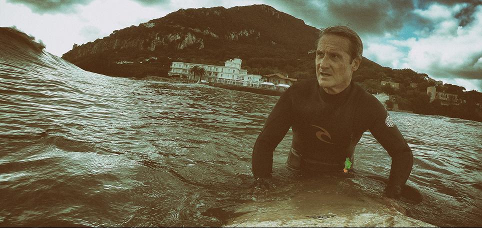Surf che passione…Hotel Maga Circe, San Felice Circeo